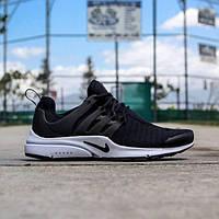 Мужские кроссовки в стиле Nike Air Presto Extreme Black (Реплика ААА+)