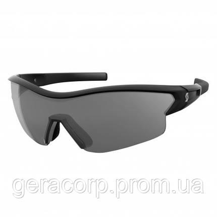 Спортивные очки SCOTT LEAP black glossy, фото 2