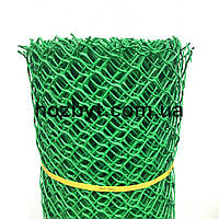 Забор садовый, ячейка 60х60мм. рул. 1.25х20м (сетки пластиковые)