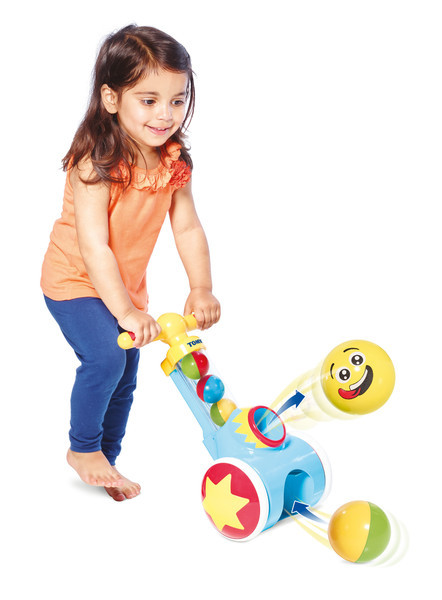 Каталка с шариками «Pic&Pop» T71161
