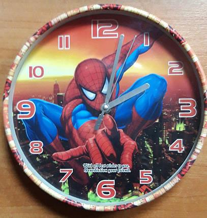 "Часы-будильник ""Человек-паук"", фото 2"