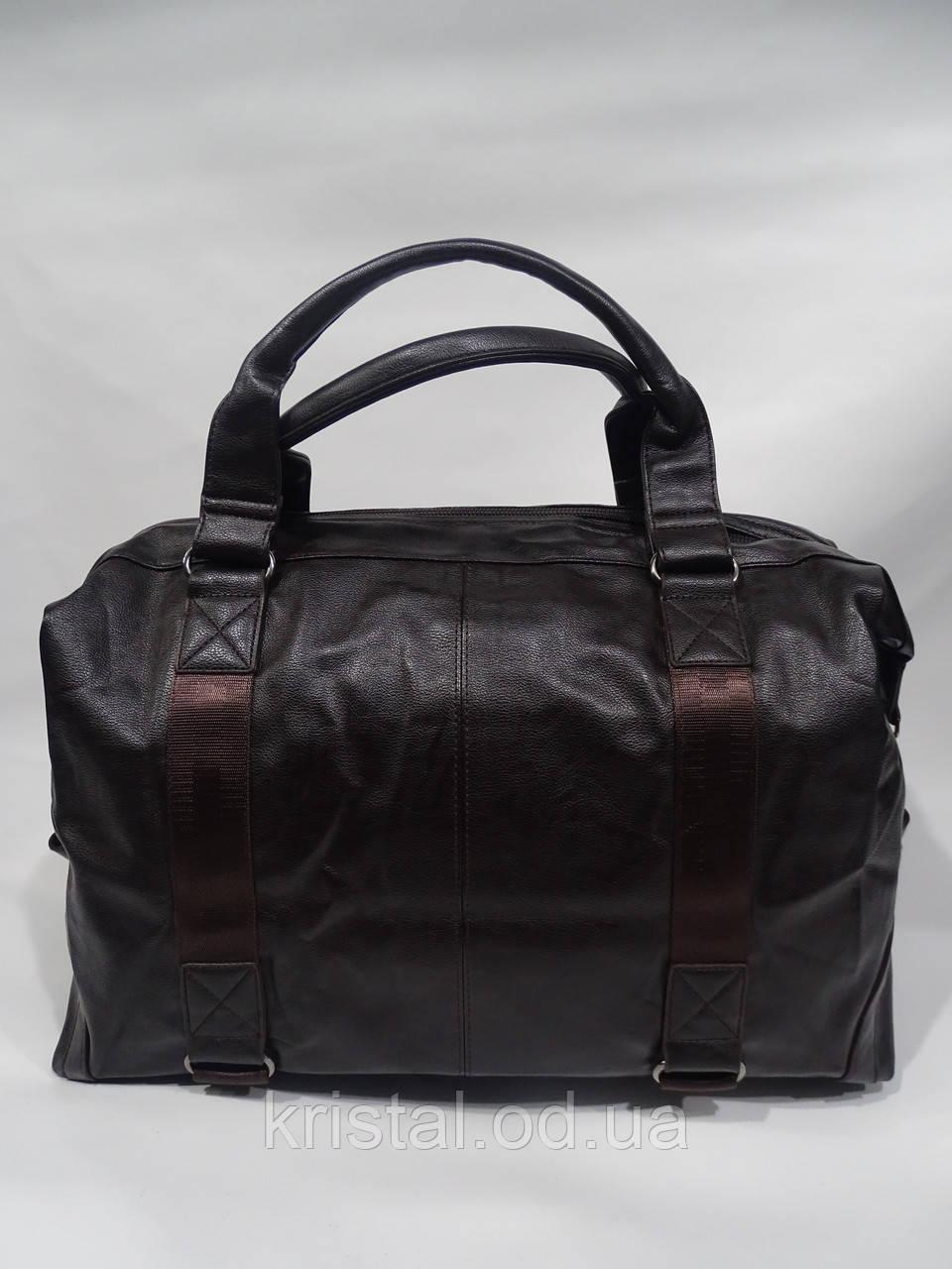 """Дорожня сумка 46*27*18 см серії """"Gold"""" №7068"""