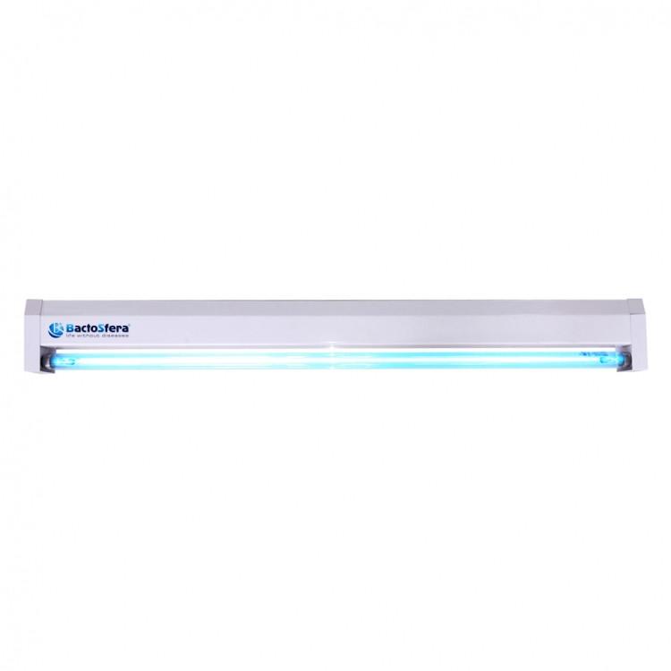 Медицинский БЕЗОЗОНОВЫЙ бактерицидный облучатель BactoSfera MED 30x2 EKRAN (кварцевая лампа)
