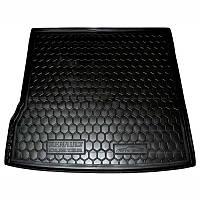 Резиновый коврик в багажник Renault Duster 2010- 2WD