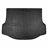 Резиновый коврик в багажник Toyota RAV4 2013- докатка | Автоковрик AVTO-Gumm
