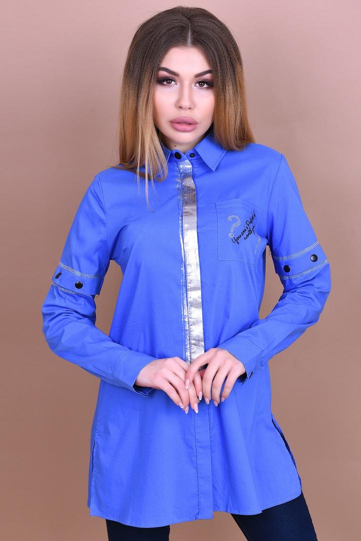 Рубашка  женская Стиль, фото 1