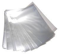 Упаковка для пряников, леденцов полиэтиленовая прозрачная 10 см х 15 см (цена за 20 шт)