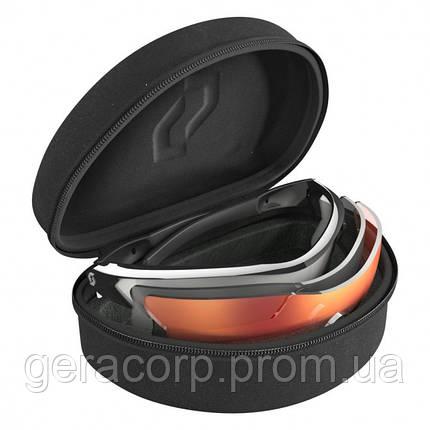 Спортивные очки SCOTT LEAP Multi-black glossy grey + clear + red amplifier, фото 2