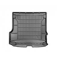 Резиновый коврик в багажник BMW X3 (E83) 2003-2010 | Автоковрик Frogum