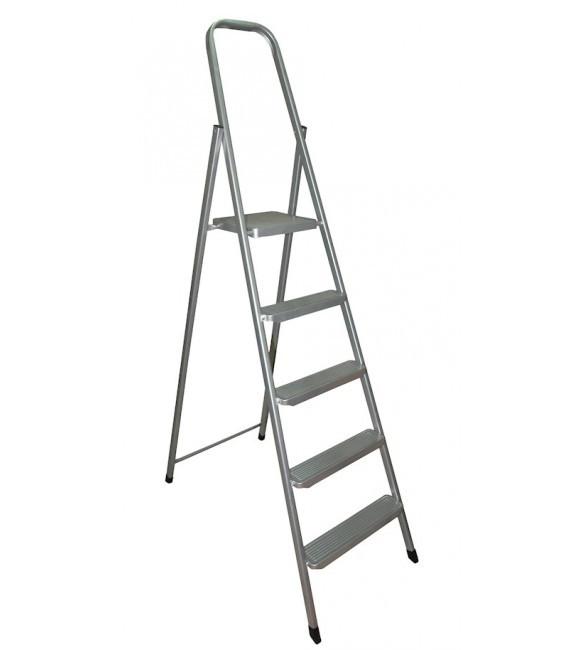 Стремянка EUROGOLD 215, 5 ступеней