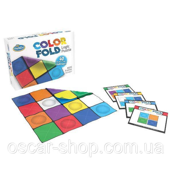 Игра-головоломка Color Fold | ThinkFun