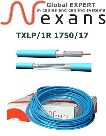 Одножильный нагревательный кабель TXLP/1, 17 Вт/м