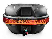 Багажник-кофра капроновая с шлемом интеграл (44*38*26см)