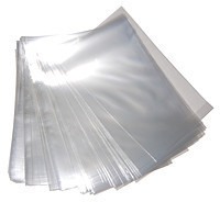 Упаковка для пряников, леденцов полиэтиленовая прозрачная 15 см х 20 см, L (цена за 100 шт)