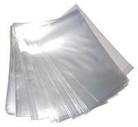 Упаковка для пряників, льодяників поліетиленова прозора 15 см х 20 см, L (ціна за 100 шт)