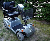 Электрический Скутер для инвалидов Meyra Ortopedia Cityliner 408 Electric Scooter