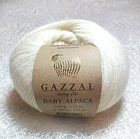 Gazzal BABY ALPACA Палитра и цена по ссылке в описании позиции