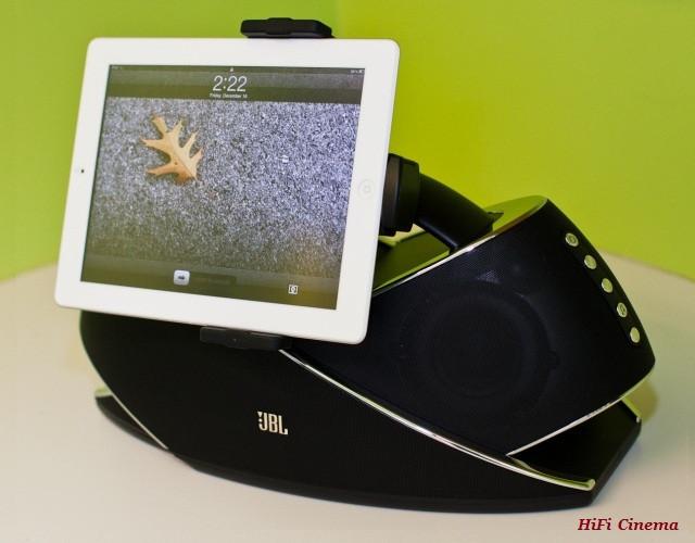 JBL On Beat Xtreme iPad docking