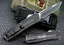"""Нож """"COMBAT"""". Grand Way (США). Выкидной фронтальный."""