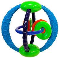 Игрушка-прорезыватель Twist-O-Round, OBall, фото 1