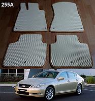 Коврики на Lexus GS '05-12. Автоковрики EVA, фото 1