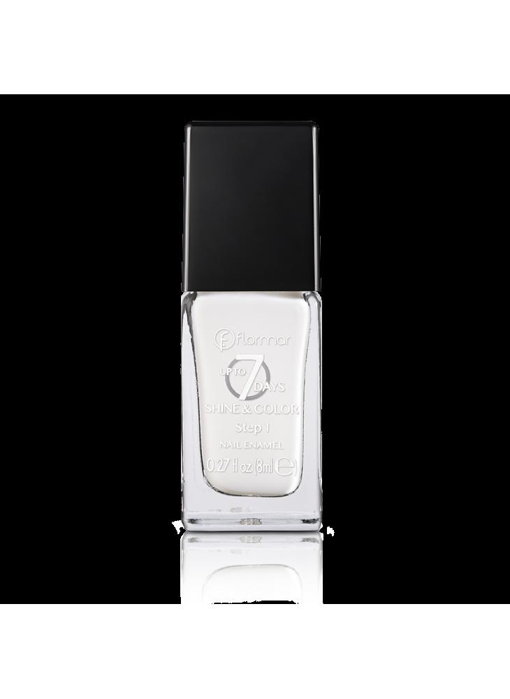 Лак для ногтей Flormar 001 Precious jonquil 8 мл (2739301)