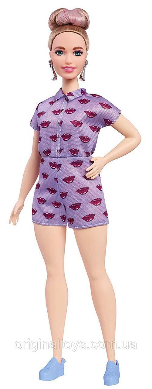 Кукла Барби Модница 75 Barbie Fashionistas Lavendar Kiss Mattel FJF40