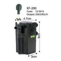 KW Dophin KF-200 внутренний фильтр