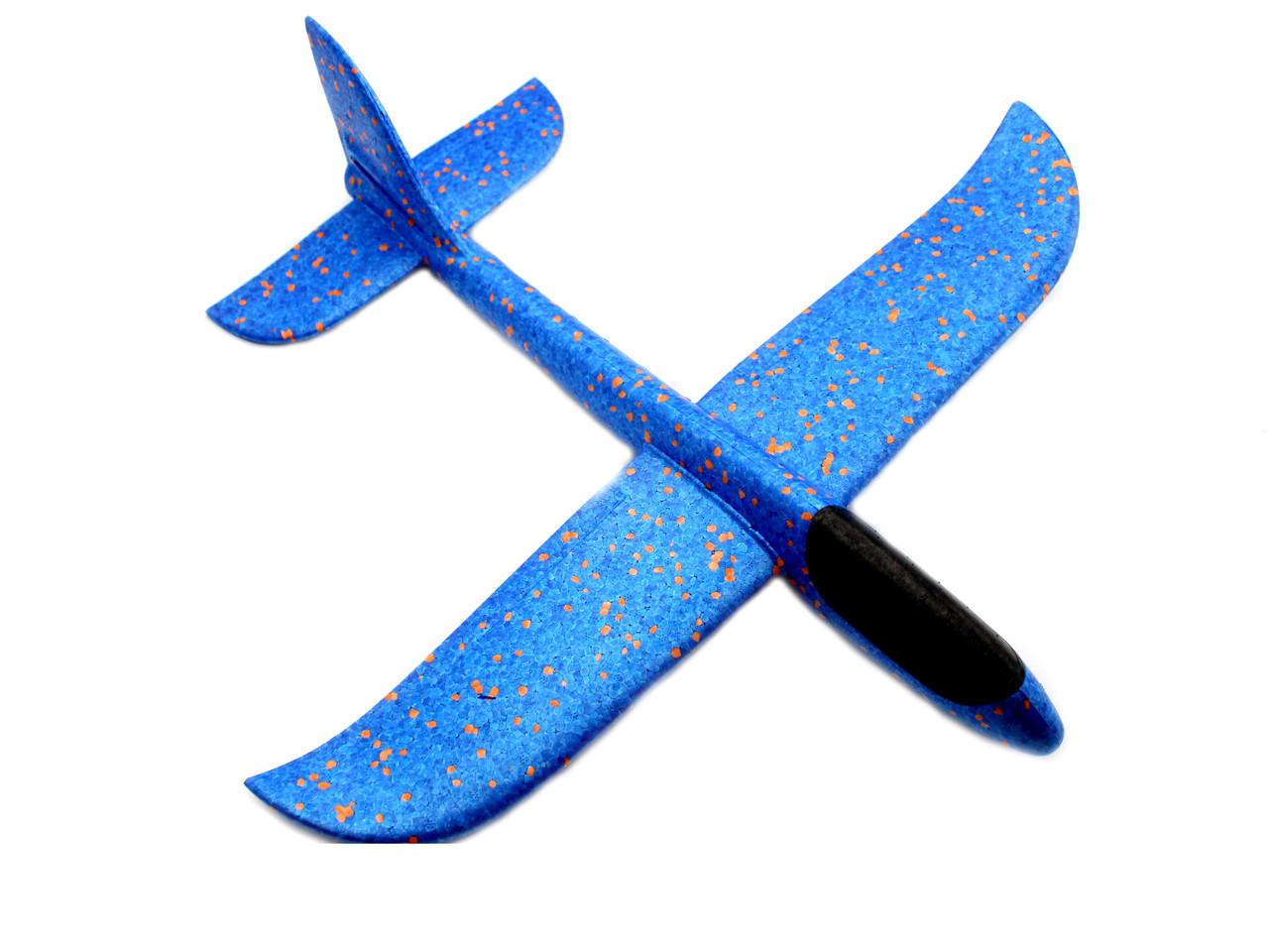 Пенопластовый самолет планер