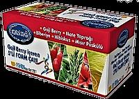 Чай з ягодами Годжі — Ersağ Goji Berryİçeren5 li Form Çayi — 40 г