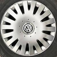 Колпаки гибкие R16 SKS-403 VW с логотипом разных авто