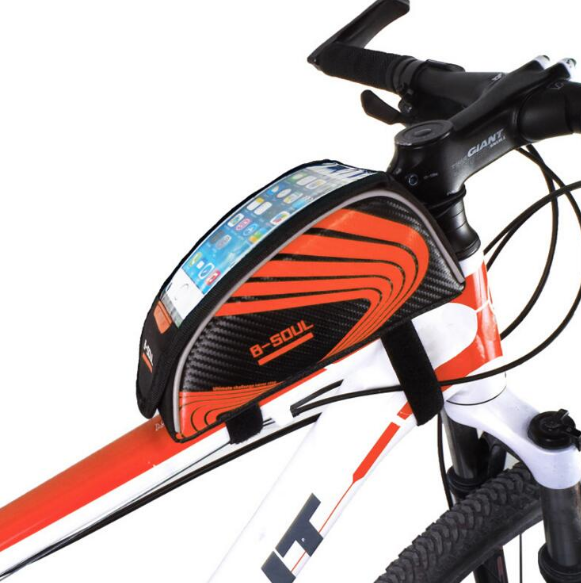 """Велосипедная сумка 5.0 - 6.2 дюймов """"B-SOUL"""""""
