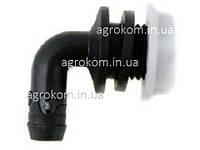 Колено указателя AP25KW12.5 Agroplast 12,5 мм