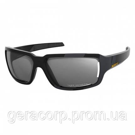 Спортивные очки SCOTT OBSESS ACS  LS black matt grey ls, фото 2