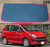 Коврик багажника Peugeot 1007 '05-09. Автоковрики EVA, фото 1