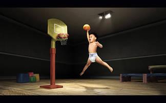 Форма баскетбольная детская