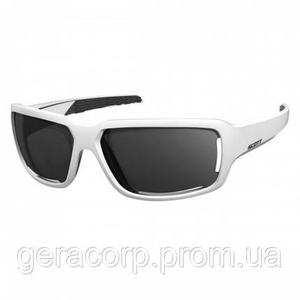 Спортивные очки SCOTT OBSESS ACS  white matt grey, фото 2
