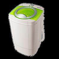Центрифуга для белья VILGRAND VSD-652 зеленая (загрузка 6 кг, мощность 200 Вт, ST 23-160-06)
