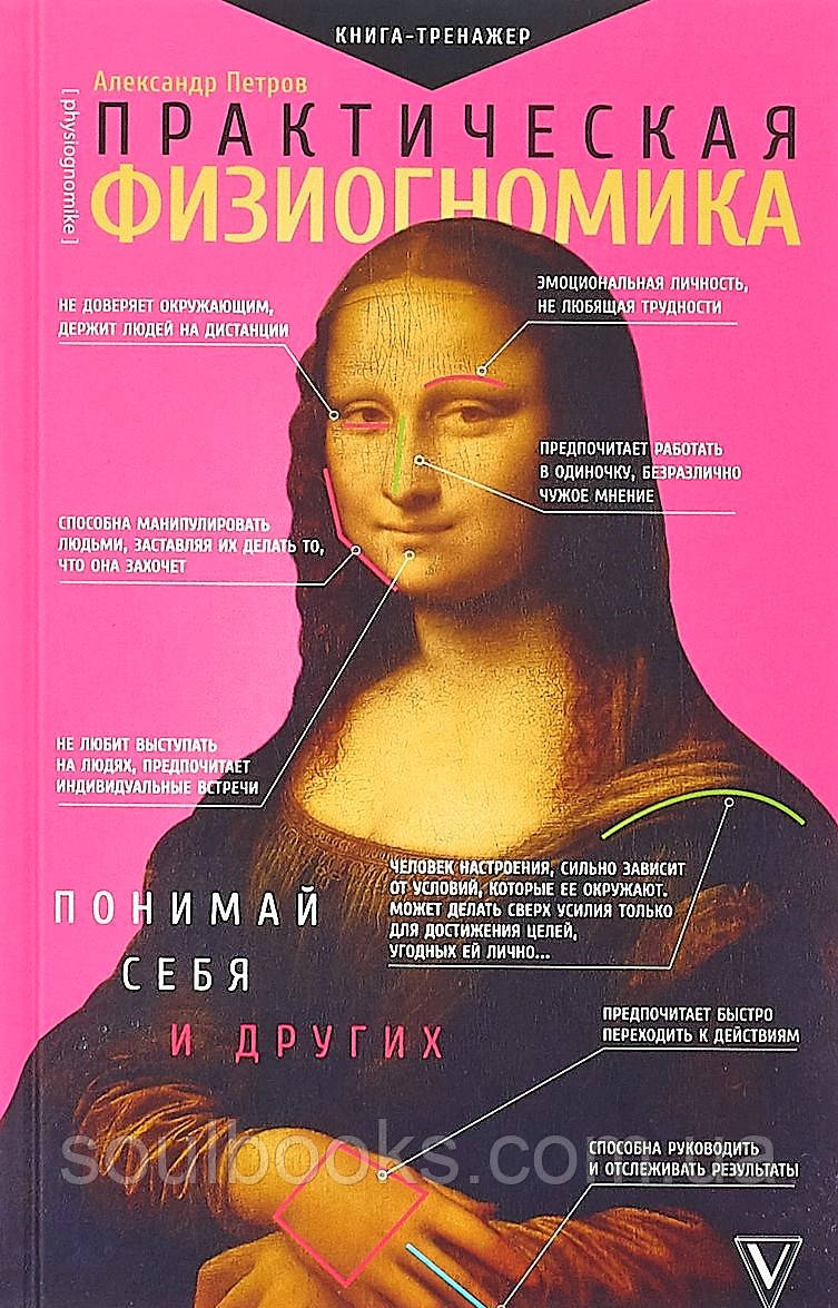 Практическая физиогномика. Книга-тренажер. Александр Петров
