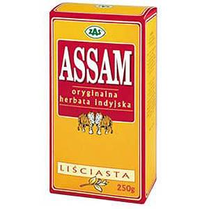 Чай черный листовой индийский ассам Zas - 250 г