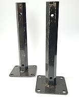 Ступица полуоси шестигранная мотоблока 24 мм длина 27 см, фото 1