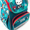 Новинка!Рюкзак школьный каркасный Kite Education Hello Kitty HK19-501S, фото 3