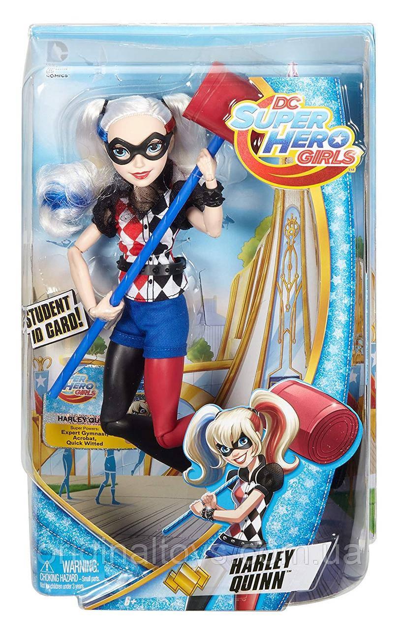 Кукла Харли Квинн Супергерои DC Super Hero Girls Harley Quinn DLT65