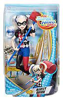 Кукла Харли Квинн Супергерои DC Super Hero Girls Harley Quinn DLT65, фото 1