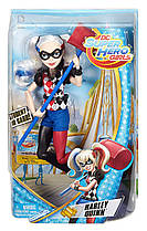 Кукла Харли Квинн Супергерои DC Super Hero Girls Harley Quinn DLT65