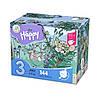 Підгузки Bella Happy 3 Mega Pack (5-9 кг) 144 шт.
