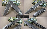 Нож тактический Strider Knives U.S.A. Титановое покрытие. , фото 4