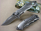 Нож тактический Strider Knives U.S.A. Титановое покрытие. , фото 3