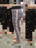 Брюки-леггинсы для девочки Gucci реплика 116-140 рост, фото 1