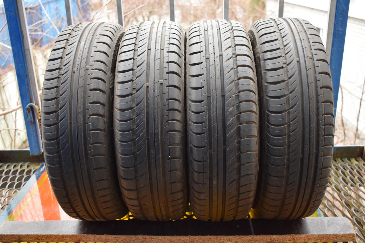 Летние шины б/у 155/70 R13 Nokian i3, 6-7 мм, комплект